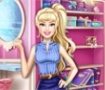 Barbie's Closet Dress Up