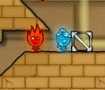 Fireboy and Watergirl 2 in Light Temple